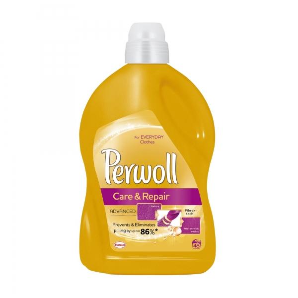 Perwoll Detergent lichid, 2.7L, 45 spalari, Care & Repair 0