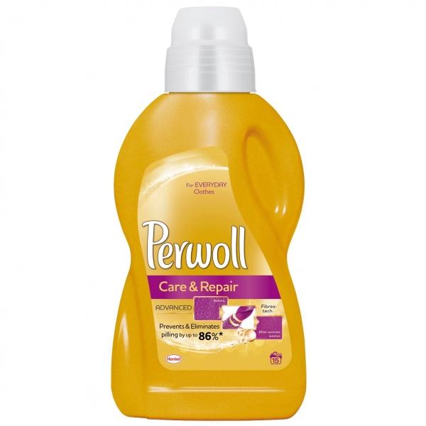 Perwoll Detergent lichid, 900 ml, 15 spalari, Care & Repair 0