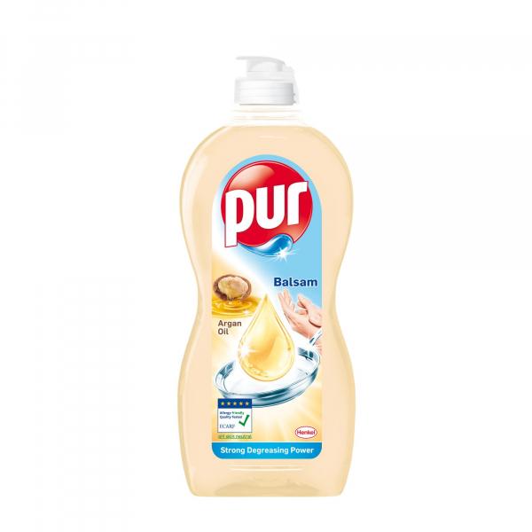 Pur Detergent pentru vase, 450 ml, Balsam Argan Oil 0