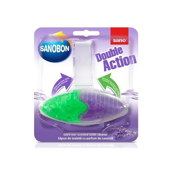 Sano Odorizant WC, 55 g, Double Action Lavender 0