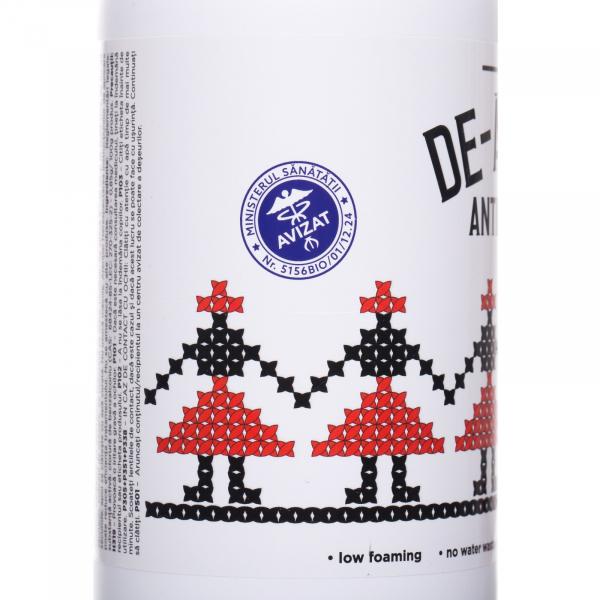 Sapun De-ala Bun antibacterian, lichid, 500 ml 2