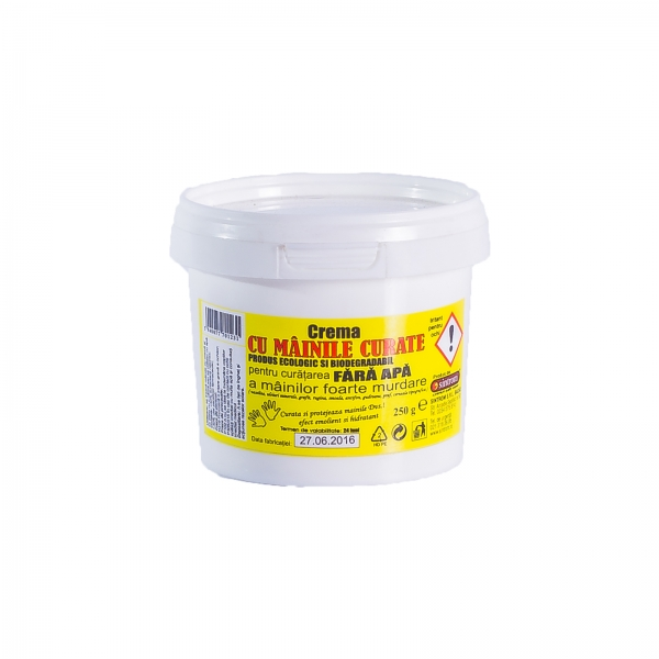 Zaffa Solutie pentru curatat mainile, 250 g 0