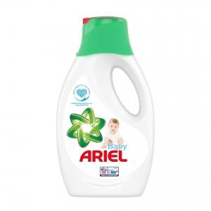 Ariel Detergent lichid, 1.1L, 20 spalari, Baby0