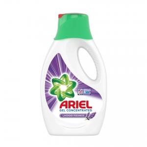 Ariel Detergent lichid, 1.1L, 20 spalari, Lavanda0
