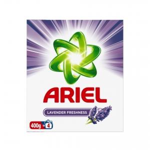Ariel Detergent automat, 400 g, 4 spalari, Lavanda0
