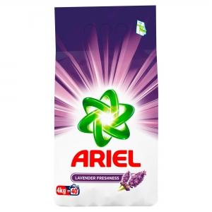 Ariel Detergent automat, 4 kg, 40 spalari, Lavanda0