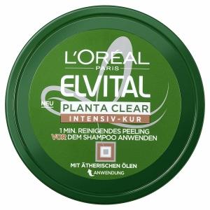 L'Oréal Elseve Masca de par anti-matreata, 150 ml, Planta Clear Intensiv0