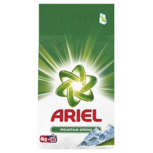 Ariel Detergent automat, 4 kg, 40 spalari, Mountain Spring0
