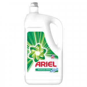 Ariel Detergent lichid, 4.4L, 80 spalari, Mountain Spring0