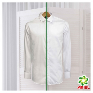 Ariel Detergent manual, 450 g, 7 spalari, Mountain Spring 3D Actives1
