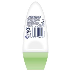 Dove Deodorant Roll-on, Femei, 50 ml, Cucumber & Green Tea1