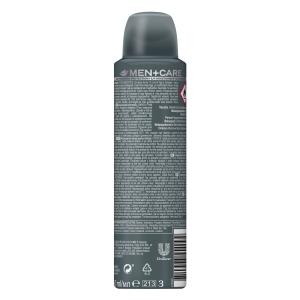 Dove Deodorant spray, Barbati, 150 ml, Men+Care Elements Talc Mineral + Sandalwood1