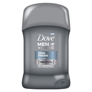 Dove Deodorant stick, Barbati, 50 ml, Men+Care Cool Fresh0