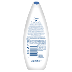 Dove Gel de dus, 250 ml, Deeply Nourishing1