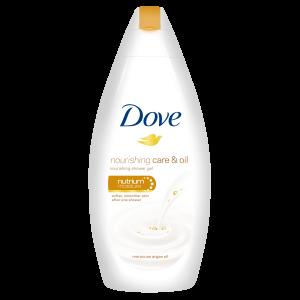 Dove Gel de dus, 250 ml, Nourishing Care & Oil0