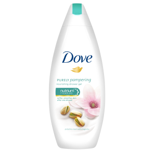 Dove Gel de dus, 250 ml, Purely Pampering Pistachio Cream with Magnolia0