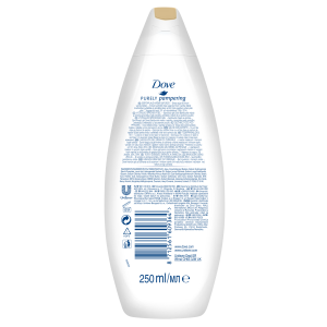 Dove Gel de dus, 250 ml, Purely Pampering Shea Butter with Warm Vanilla1