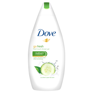 Dove Gel de dus, 500 ml, Go Fresh - Fresh Touch0