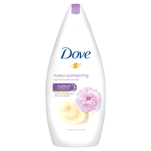 Dove Gel de dus, 500 ml, Purely Pampering Sweet Cream with Peony0