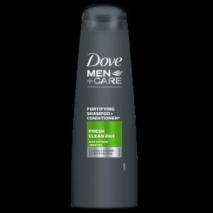 Dove Sampon, Barbati, 250 ml, Men+Care, Fresh Clean0