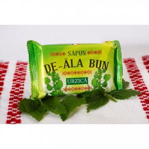 Sapun De-ala Bun, 90 g, cu extract de Urzica1
