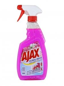 Ajax Solutie curatat geamuri, 500 ml, Flowers Bouquet