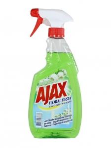 Ajax Solutie curatat geamuri, 500 ml, Spring Flowers