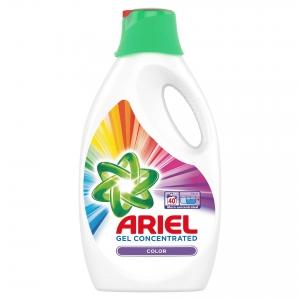 Ariel Detergent lichid, 2.2L, 40 spalari, Color