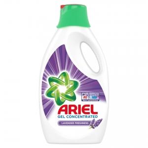 Ariel Detergent lichid, 2.2L, 40 spalari, Lavanda0
