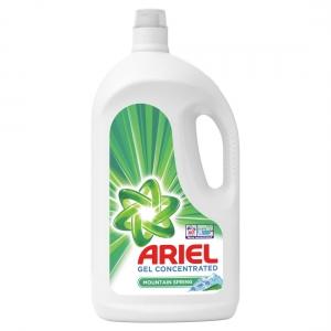 Ariel Detergent lichid, 3.3L, 60 spalari, Mountain Spring