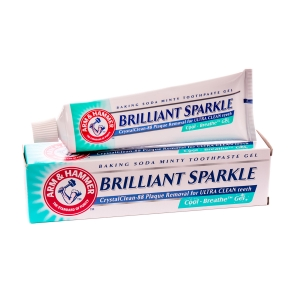 Arm & Hammer Pasta de dinti, Brilliant Sparkle, 125 ml