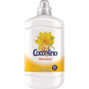 Coccolino Balsam de rufe, 1.68 L, 67 spalari, Narcissus