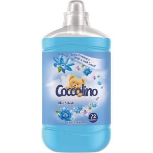Coccolino Balsam de rufe, 1.8 L, 72 spalari, Blue Splash