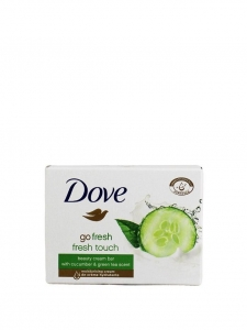 Dove Sapun crema, 100 g, Go Fresh Cucumber and Green Tea
