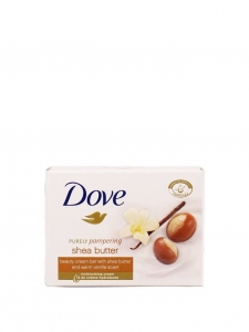 Dove Sapun crema, 100 g, Purely Pampering Shea Butter with Warm Vanilla