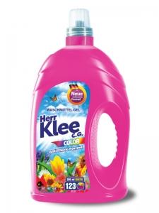 Herr Klee C.G. Detergent lichid, 4305 ml, 123 spalari, Color
