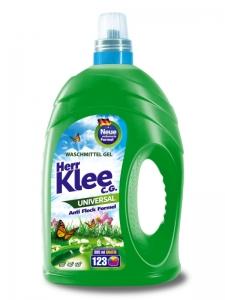 Herr Klee C.G. Detergent lichid, 4305 ml, 123 spalari, Universal