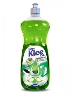Herr Klee C.G. Detergent pentru vase, 1 L, Silver Line Green Apple