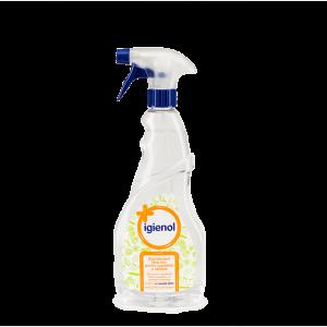Igienol Dezinfectant suprafete, 750 ml, Clear Multi-Action