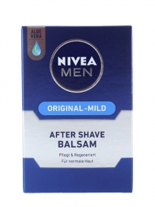 Nivea After Shave Balsam, 100 ml, Original Mild