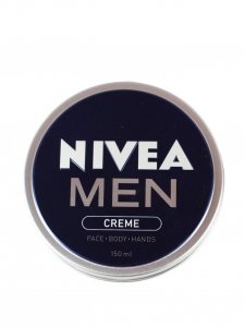 Nivea Crema hidratanta, 150 ml, Men