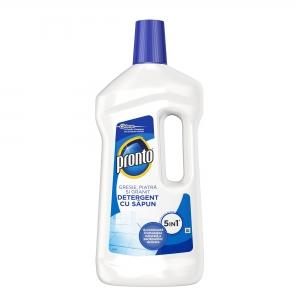 Pronto Detergent pentru gresie, piatra si granit, 750 ml, 5in1