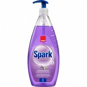 Sano Detergent pentru vase, 1 L, Spark Lavanda