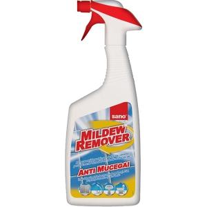 Sano Solutie antimucegai, cu pompa, 750 ml, Mildew Remover