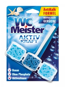 WC Meister Odorizant WC, 45 g, Ocean Scent