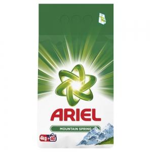 Ariel Detergent automat, 4 kg, 40 spalari, Mountain Spring