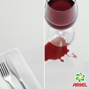 Pachet promo 4 x Ariel Detergent lichid, 2.2L, 40 spalari, Mountain Spring & Color4