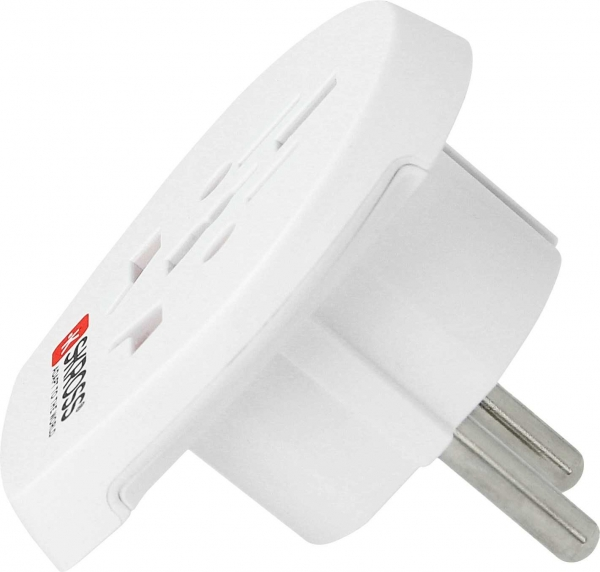 Adaptor priza universal World -> EU Skross