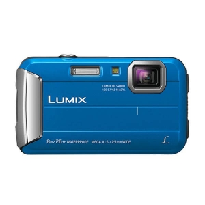Camera foto Panasonic albastra DMC FT30EP-A