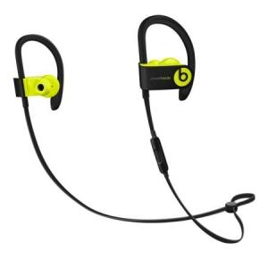 Casti Beats Powerbeats3 Wireless Earphones - Shock Yellow - mnn02zm